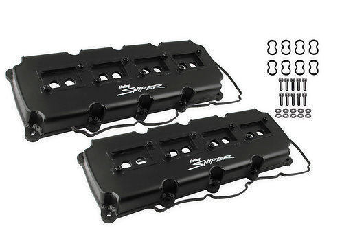 SNIPER FABRICATED VALVE COVERS - 5.7L-6.4L MOPAR GEN III HEMI
