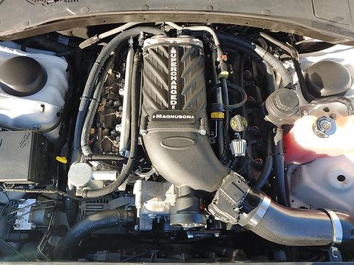 DODGE CHALLENGER 5.7L V8 HEMI SUPERCHARGER SYSTEM (2015-2019 ECU UNLOCK REQUIRED