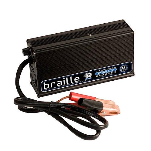 12310L - Braille 12 volt 10 amp lithium charger