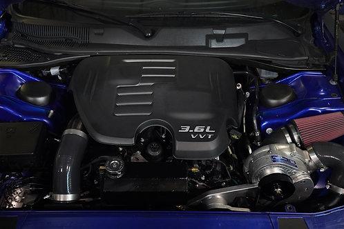 2015 + Challenger SXT V6 ProCharger HO Intercooled System P-1SC-1