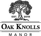 Oak Knolls Manor logo