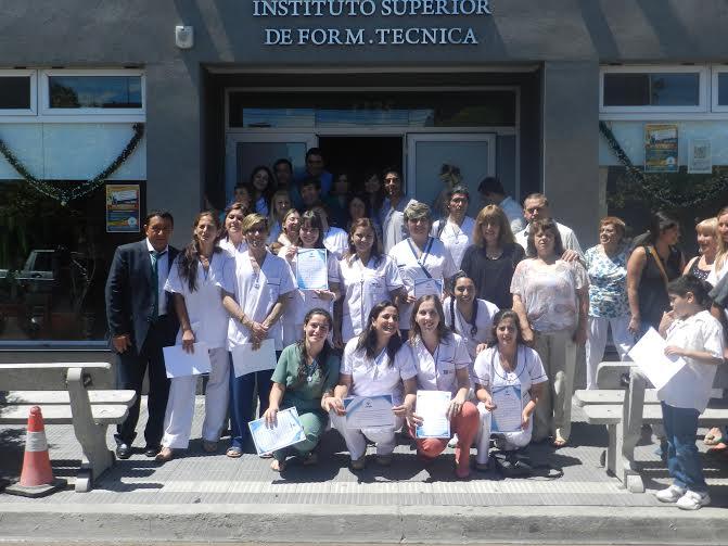 2° Promoción Enfermería 2013