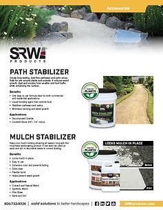 Mulch Stabilizer Flyer