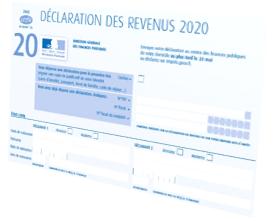 Déclaration Fiscale 2021
