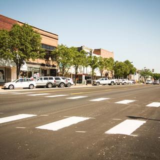Main street Great Bend