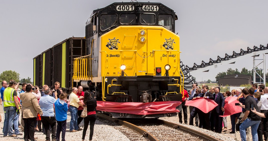 Great Bend Transload Ribbon Cutting