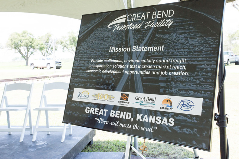 Great Bend Transload Mission Statement
