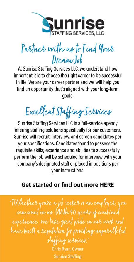 Sunrise Staffing