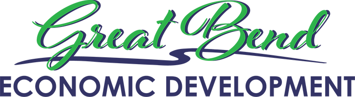 Great Bend Economic Development Logo - U