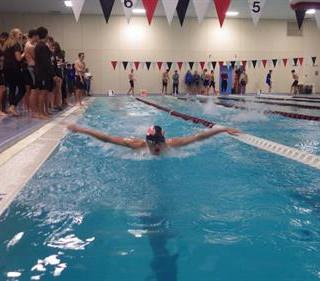 Great Bend High School Swim