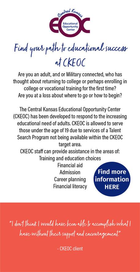 Central Kansas Ed Opp Center