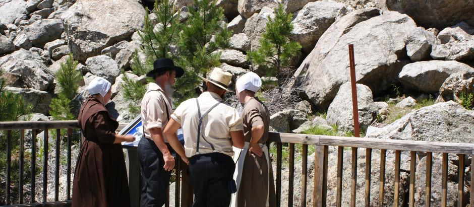 Mount Rushmore Travel Info
