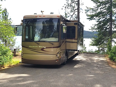 RVing Senior Citizens: Class A or 5th Wheel?