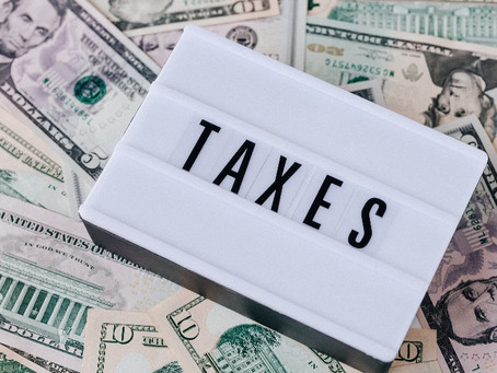 It's Tax Time! Simple Steps to File Your Taxes With No Stress