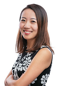 Elaine Zhang's head shot, registered dietitian