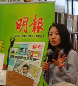 Elaine Zhang Dietitin in Social Media