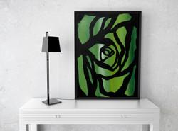 The Dark Rose Series - Green - 2009