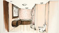 Hotel Aura - Bathroom