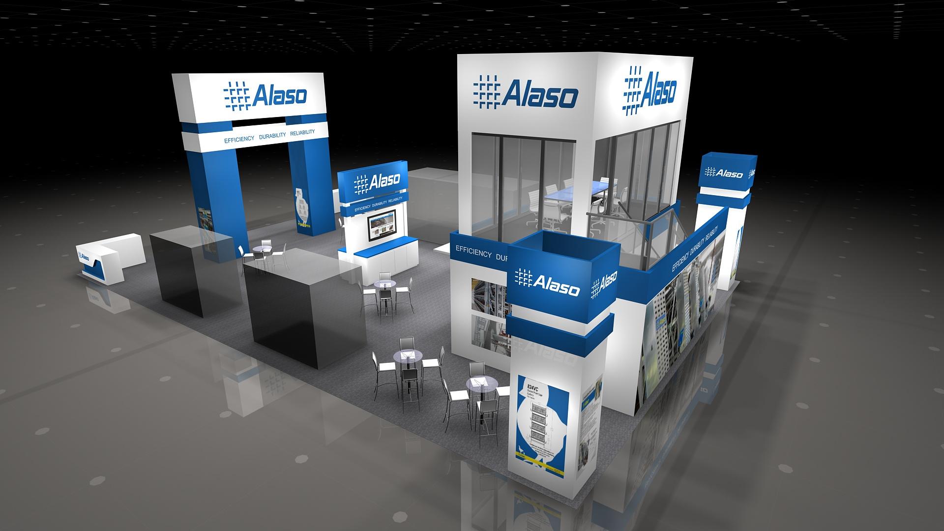 Alaso - Birdseye View
