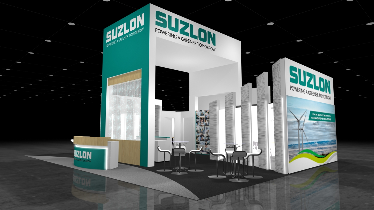 Suzlon - Right Corner View