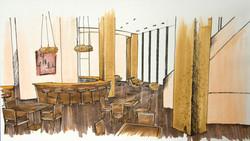 Hotel Aura - Bar/Restaurant
