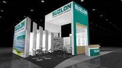 Suzlon - Left Corner View