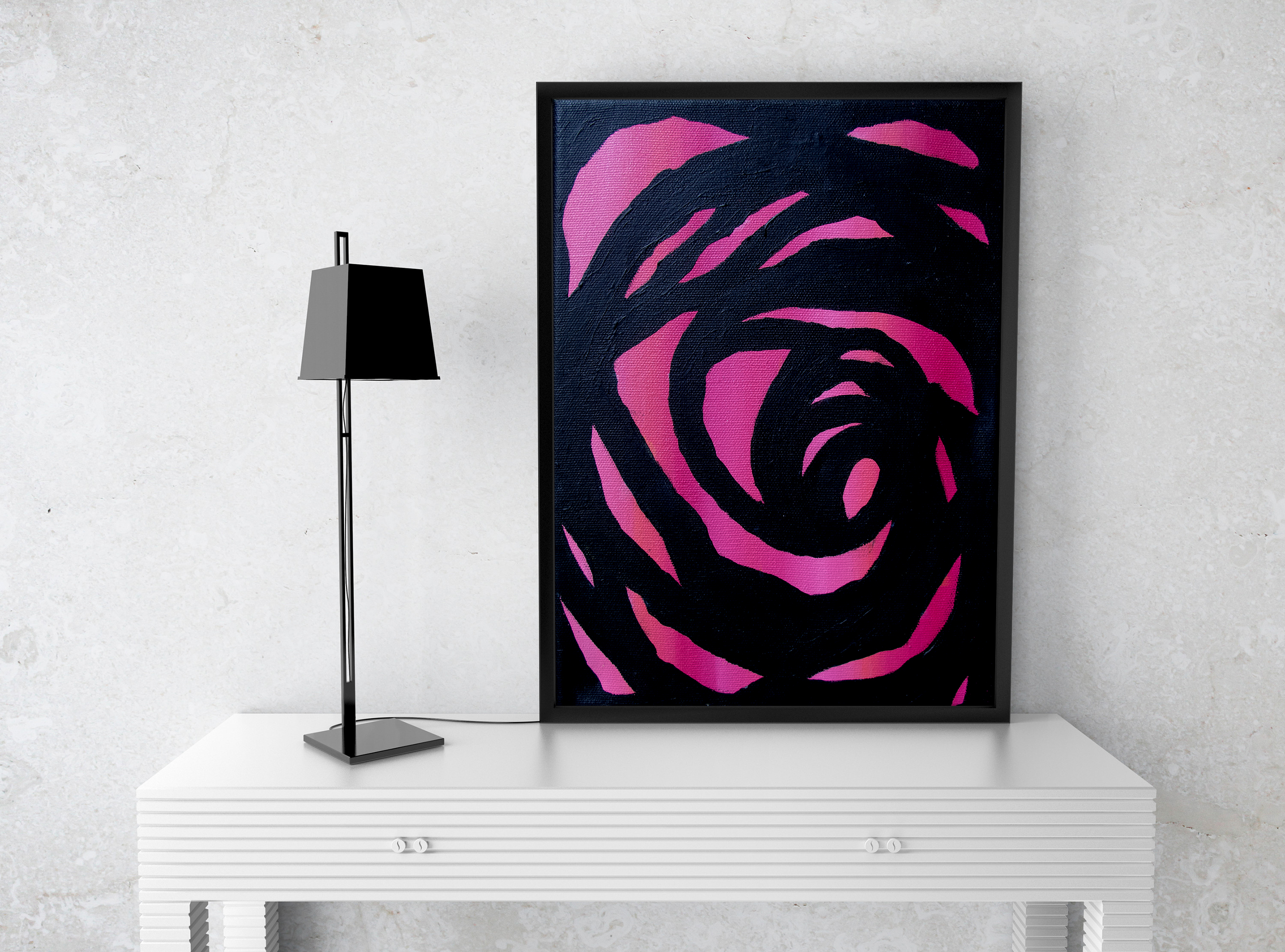 The Dark Rose Series - Pink - 2009