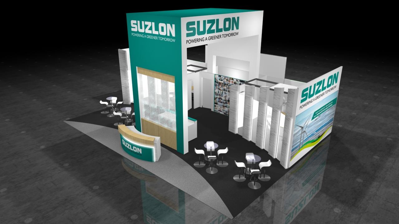 Suzlon - Birdseye View