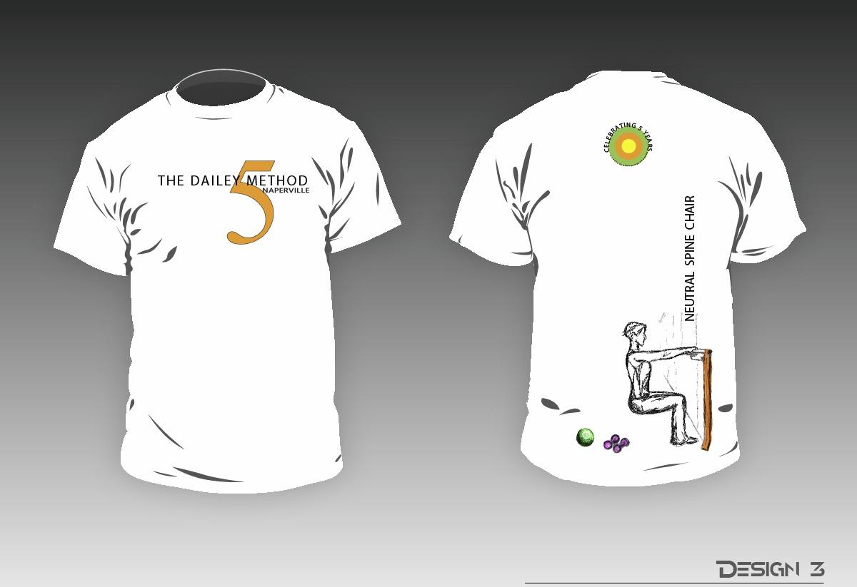 The Dailey Method T-Shirt