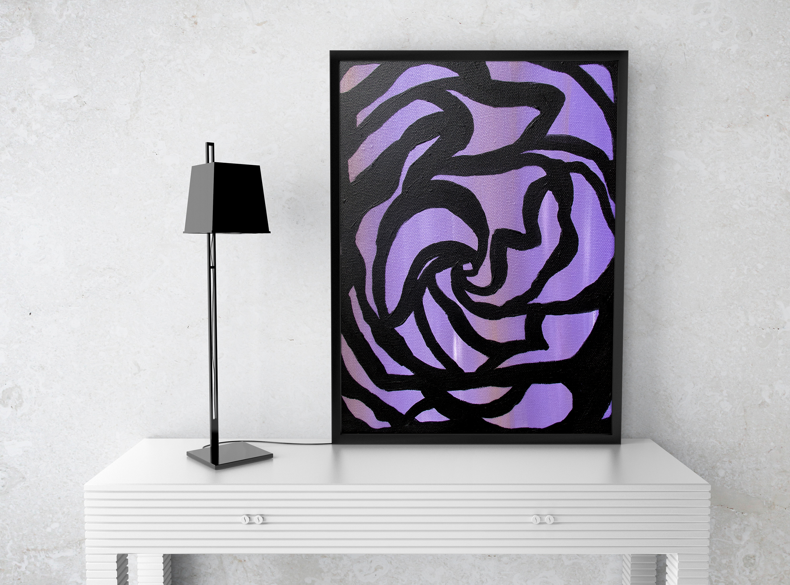 The Dark Rose Series - Purple - 2009