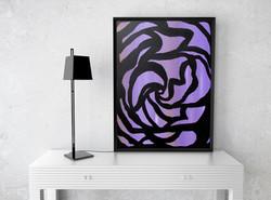 The Dark Rose Series - Purple - 2009