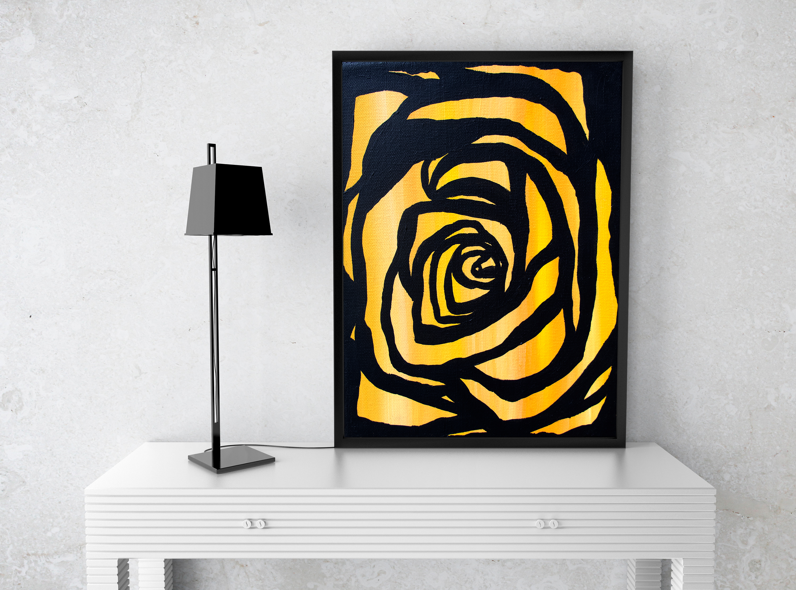 The Dark Rose Series - Yellow - 2009