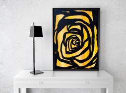 The Dark Rose Series - Yellow - 2009