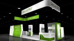 Salucro - Front Corner view