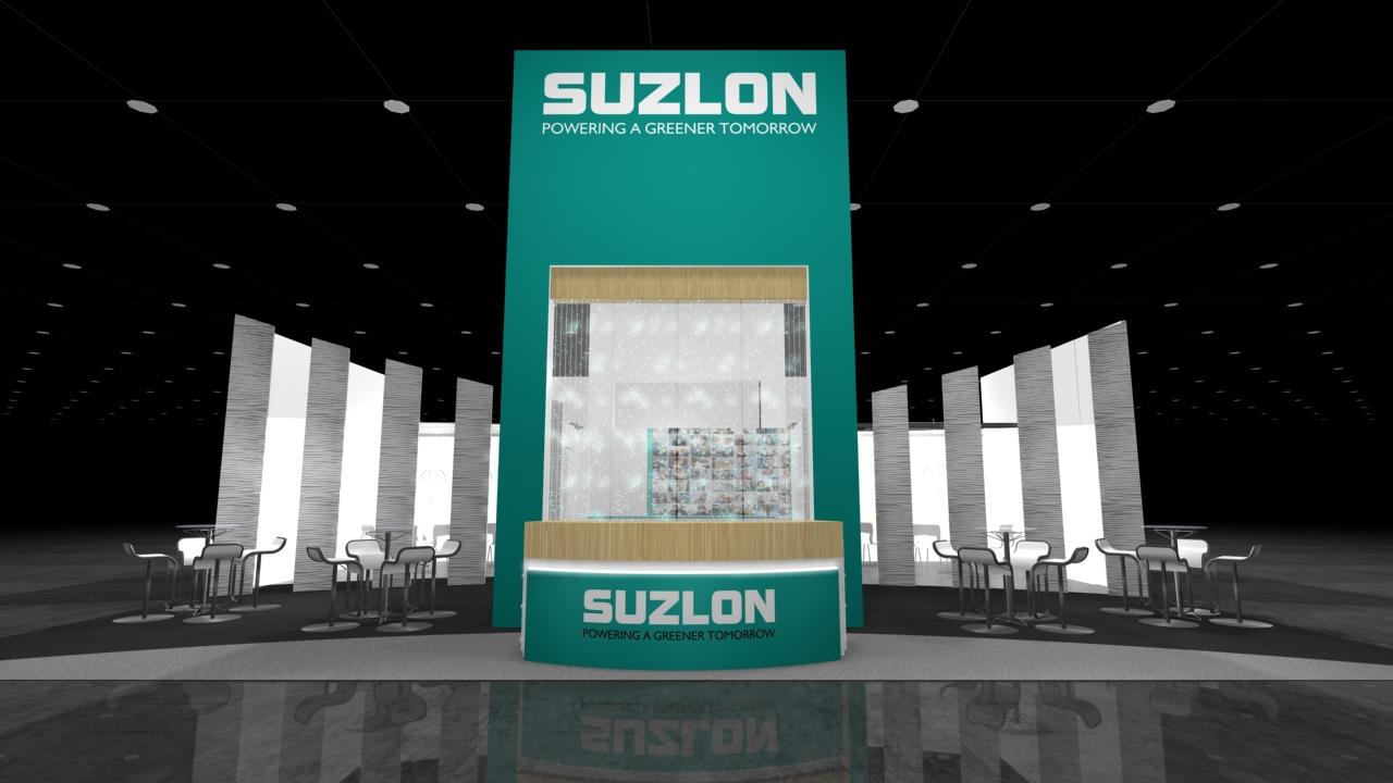 Suzlon - Front View