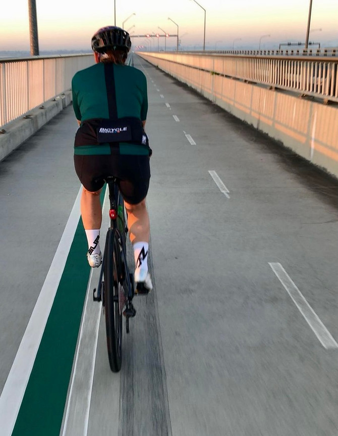 Record year for bike imports in AU