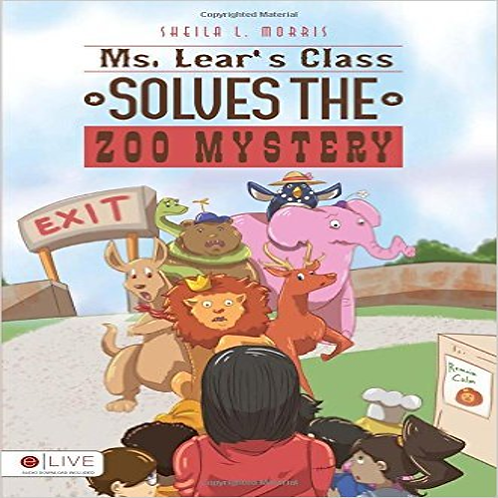 Ms. Lear's Class Solves the Zoo Mystery