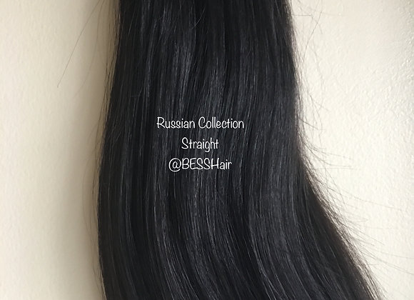 "14""-30"" Russian Straight Collection"