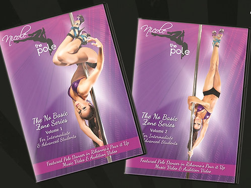 The No Basic Zone Series (2 DVDs)