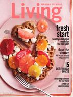 Martha Stewart Living Magazine: January/February 2014