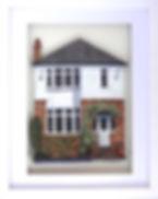 3d House portrait