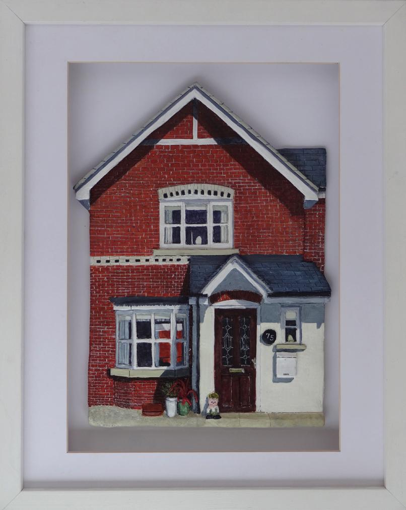 Harrison's house
