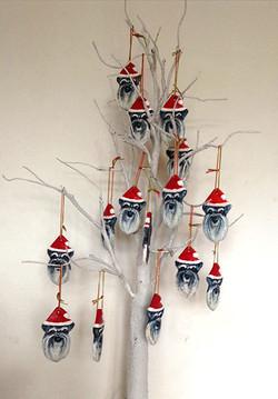 Grumpy Ted's Christmas tree