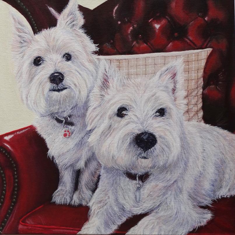 Hamish & Bonnie