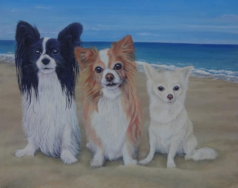 Charlie, Alfie & Matilda