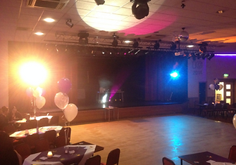 Party Sound and Lighting Hire Disco DJ Equipment Rental