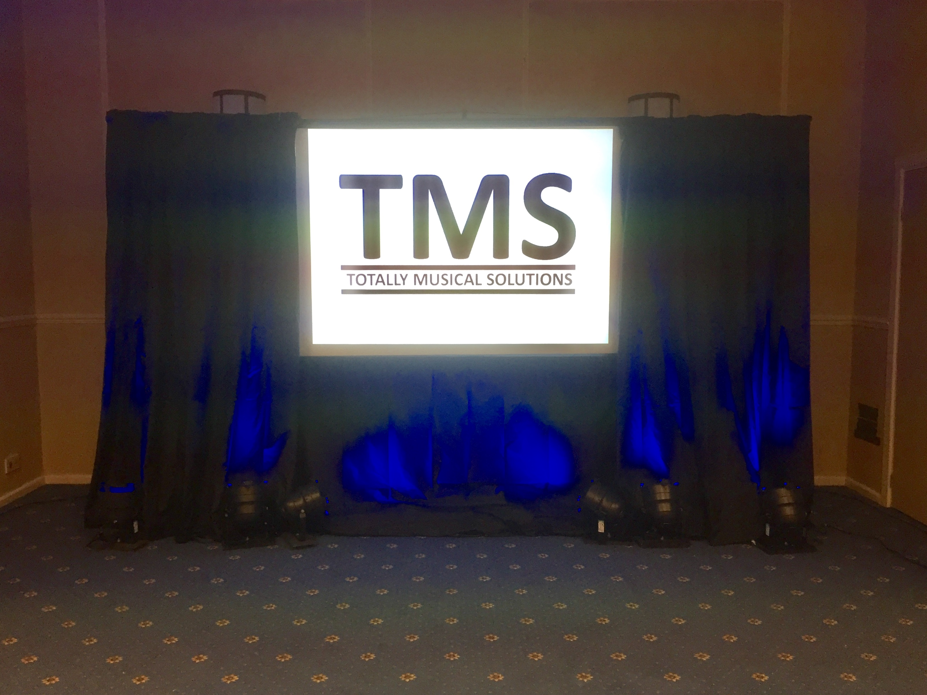 TMS AV Projector Hire