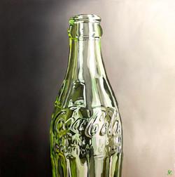 Vintage Coke Bottle