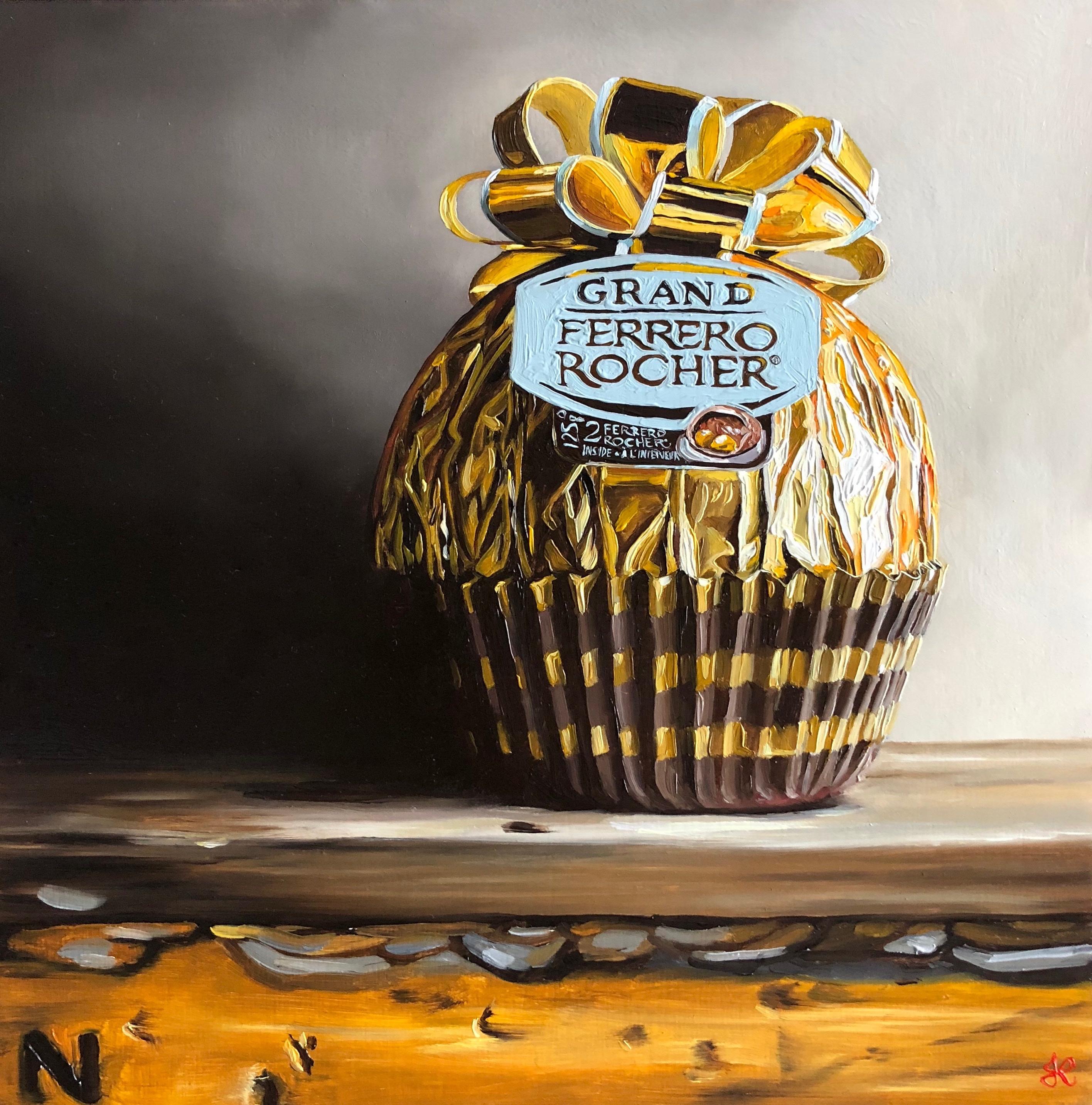 A Ferrero Rocher Holliday!
