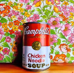 Warhol in bloom